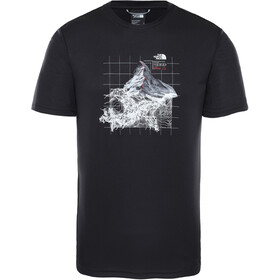 The North Face Alps First Ascents Camiseta Hombre, TNF black